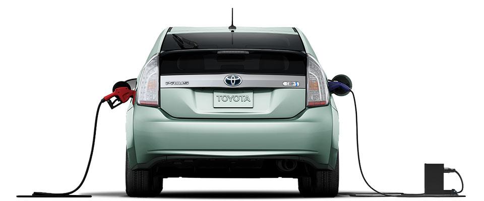 2017 Toyota Prius Plug In Westbury